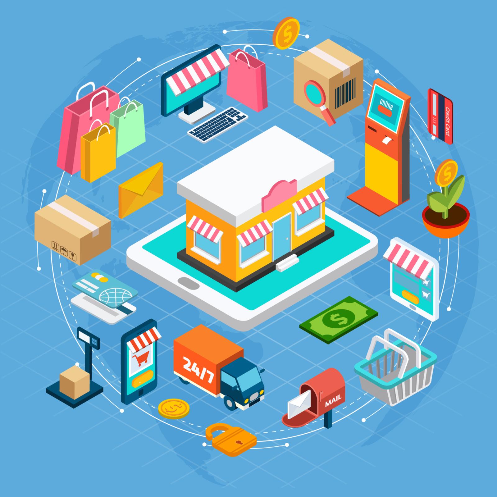 tienda online pie - Desarrollo de aplicaciones moviles - creadores de app de Android o de iOS