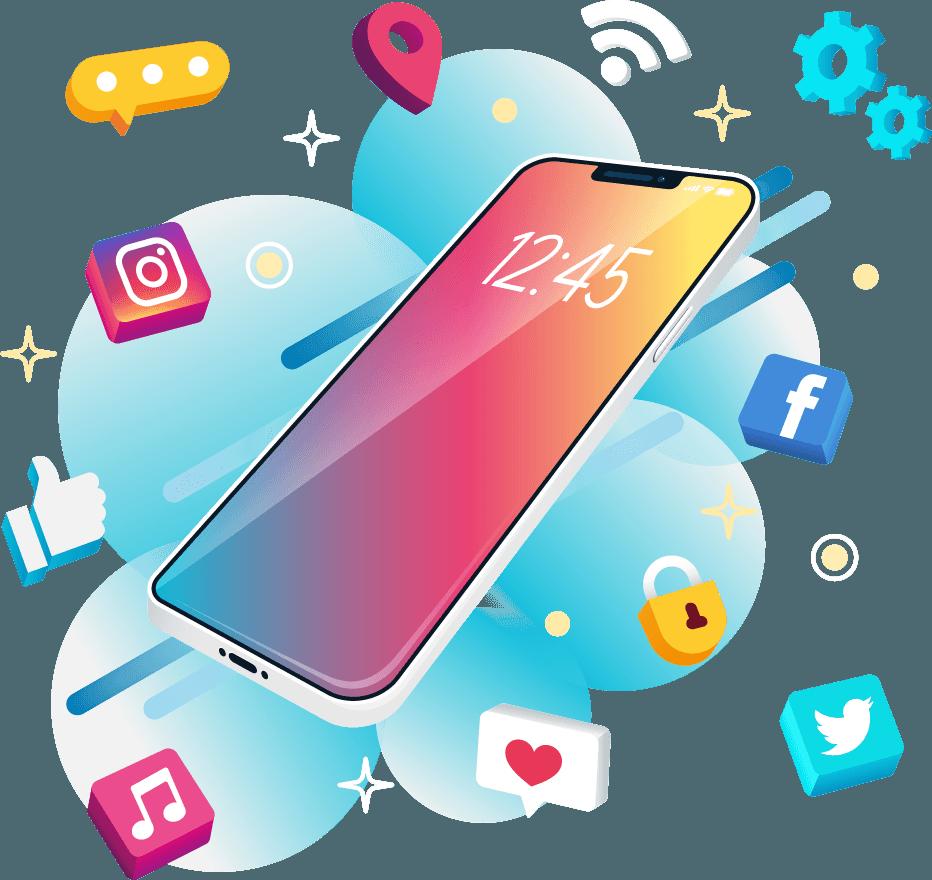 diseño de aplicaciones moviles en madrid - aplicaciones android e ios