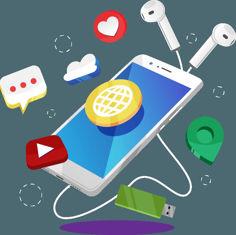 Desarrollo de aplicaciones moviles - creadores de app de Android o de iOS