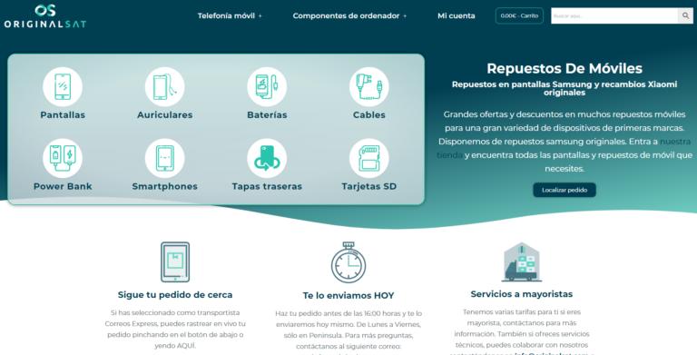 REDISEÑO DE TIENDA ONLINE, CASOS DE ÉXITO Y PROYECTOS DE MARKETING Y PUBLICIDAD